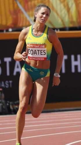Maddie Coates